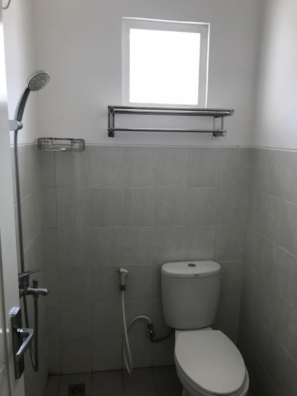 Kamar mandi villa syariah Batu