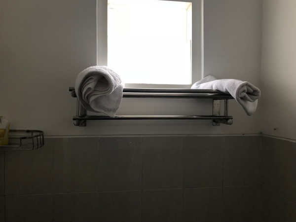 Kamar mandi dalam Villa batu Syariah